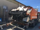 used Secmair sprayer road construction equipment
