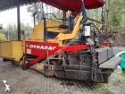 used Dynapac asphalt paving equipment