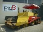 obras públicas rodoviárias Dynapac 11011 R