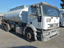 Iveco 240E38 Asphalt/Bitumen sprayer / spreader road construction equipment