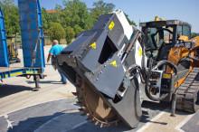 obras de carretera cepilladora Bobcat