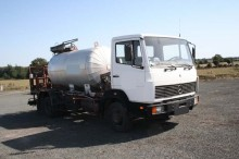 used Mercedes sprayer road construction equipment