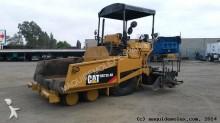 obras de carretera pavimentadora Caterpillar