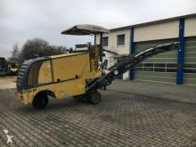 obras públicas rodoviárias plaina de asfalto Wirtgen