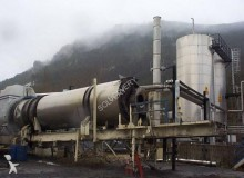 used Ermont coating plant road construction equipment