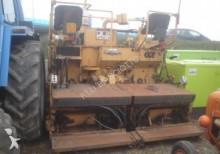 used Simesa asphalt paving equipment