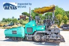 obras de carretera Vogele 1203-SUPER