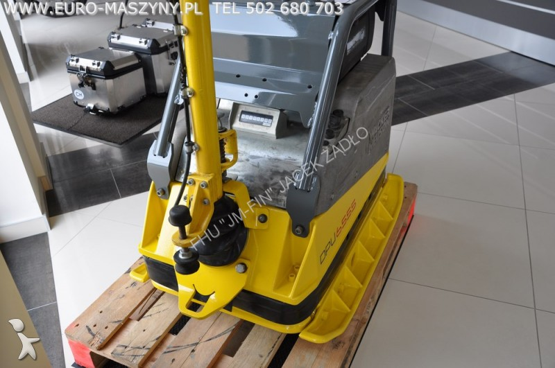stabilizator gruntu wacker neuson dpu 6555 he u ywany n. Black Bedroom Furniture Sets. Home Design Ideas