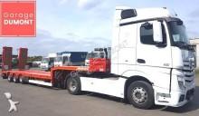 new Kässbohrer heavy equipment transport
