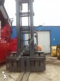empilhador grande tonelagem de garfos TCM usado