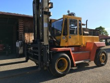 used Svetruck heavy duty forklift
