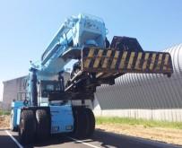 empilhador porta contentores para contentores em carga Belotti usado