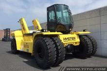 reach-Stacker Hyster novo