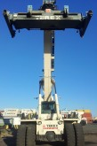 used Terex reach stacker