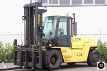 used Hyster heavy duty forklift
