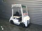 used Charlatte handling tractor
