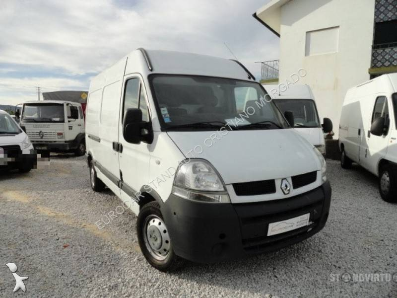 fourgon utilitaire occasion renault master 2 5 dci. Black Bedroom Furniture Sets. Home Design Ideas