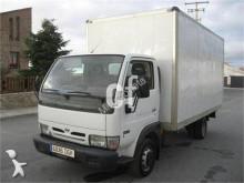 furgoneta sin acristalar Nissan usado
