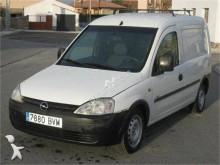 furgoneta sin acristalar Opel usado
