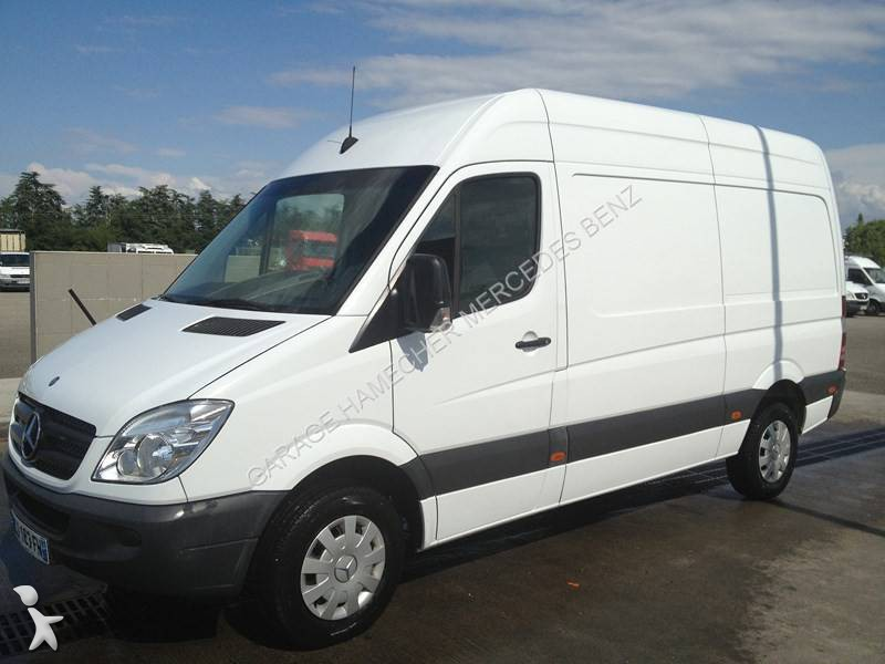 fourgon utilitaire mercedes sprinter 213 cdi 4x2 occasion n 1106284. Black Bedroom Furniture Sets. Home Design Ideas