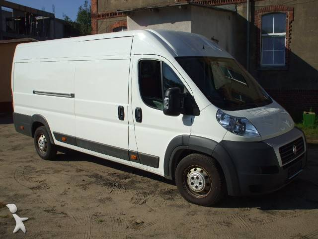 fourgon utilitaire fiat ducato l3h3 jtd 160 cv occasion. Black Bedroom Furniture Sets. Home Design Ideas