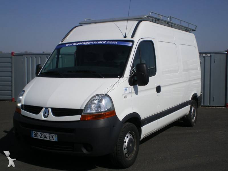 fourgon utilitaire renault master l2h2 2 5 dci 120 occasion n 513309. Black Bedroom Furniture Sets. Home Design Ideas