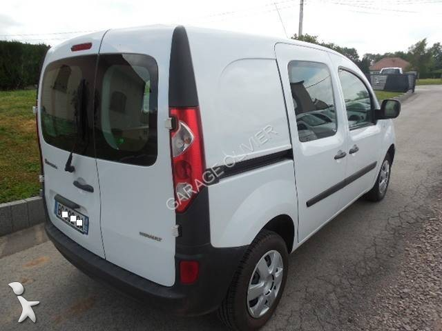 kangoo occasion utilitaire occasion petit prix renault kangoo utilitaire 60ch fourgon. Black Bedroom Furniture Sets. Home Design Ideas