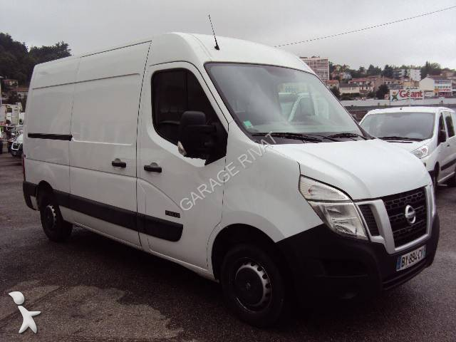 Fourgon utilitaire nissan nv400 l2h2 4x2 nc occasion for Garage nissan utilitaire