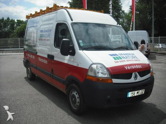 Fourgon utilitaire renault master dci 4x2 occasion for Garage utilitaire toulouse