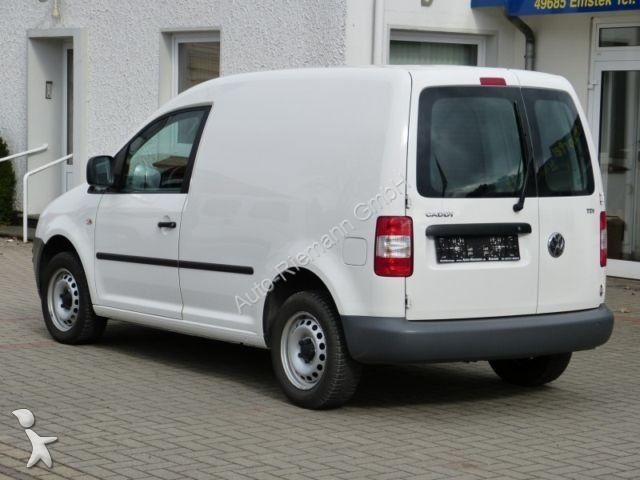 fourgon utilitaire volkswagen caddy kasten tdi mit klima. Black Bedroom Furniture Sets. Home Design Ideas