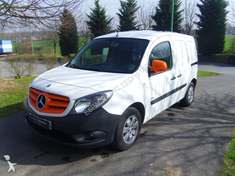 fourgon utilitaire mercedes citan 109 cdi long nc occasion. Black Bedroom Furniture Sets. Home Design Ideas