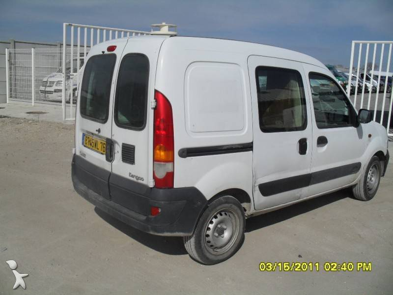 fourgon utilitaire renault kangoo express 1 2 occasion n. Black Bedroom Furniture Sets. Home Design Ideas