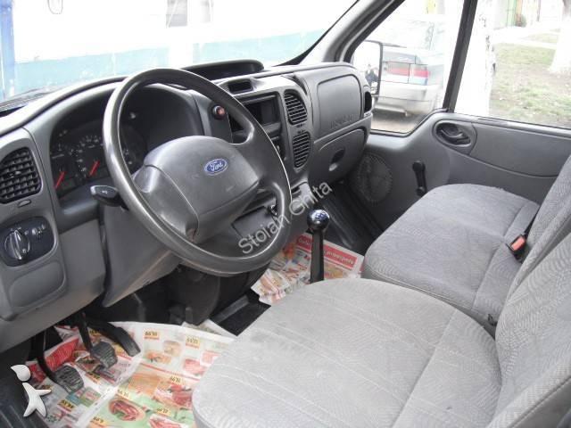 furgon Ford carosata Transit 100T260 Motorină Euro 3 second-hand - nr