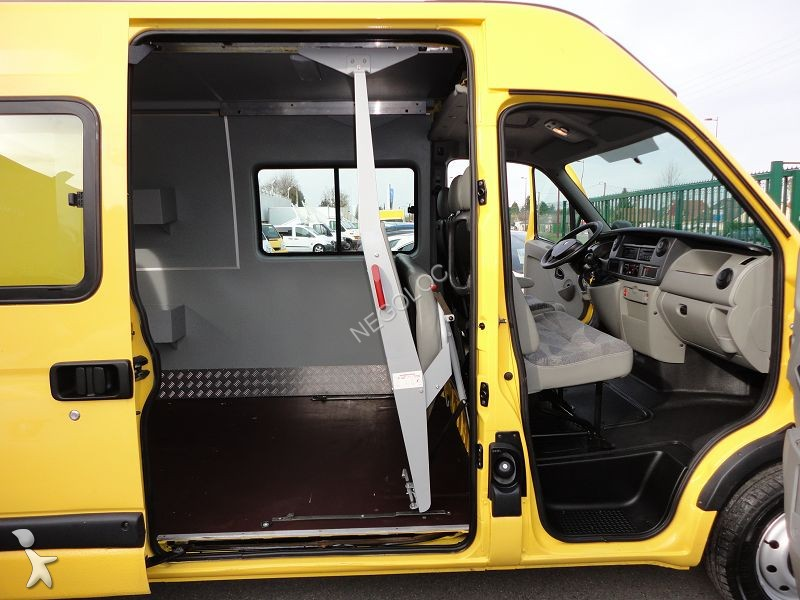 fourgon utilitaire renault master fourgon 2 2 dci 90 7. Black Bedroom Furniture Sets. Home Design Ideas