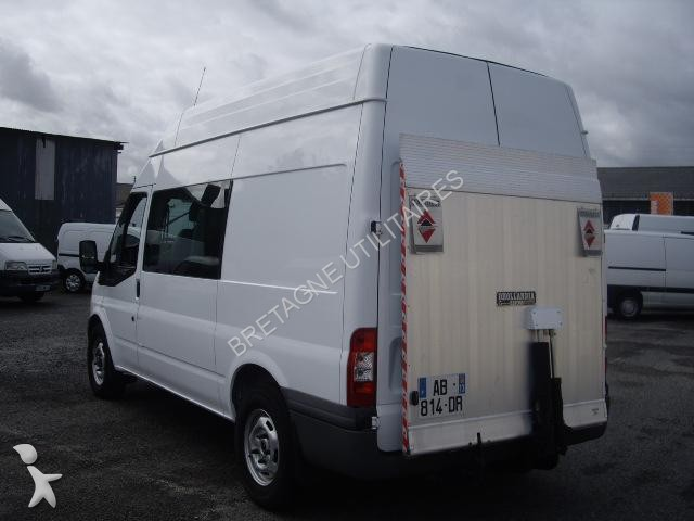 fourgon utilitaire ford transit 350 ms tdci 115cv 7 places. Black Bedroom Furniture Sets. Home Design Ideas