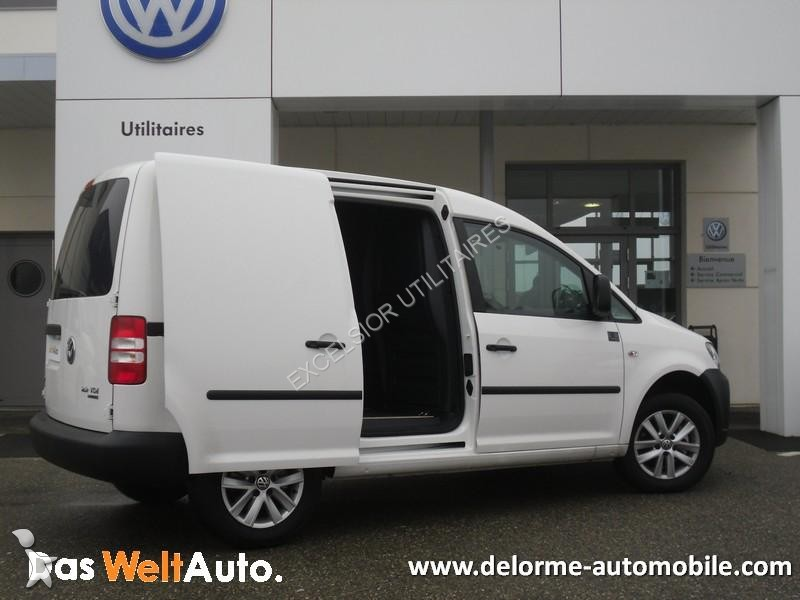 fourgon utilitaire volkswagen caddy van tdi110 van 4motion. Black Bedroom Furniture Sets. Home Design Ideas