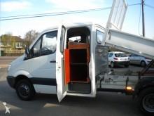utilitario volquete estándar Mercedes usado