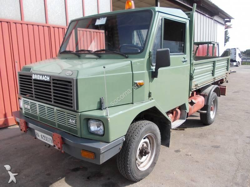 Foto veicolo commerciale bremach ribaltabile ribaltabile for Bremach 4x4 usato