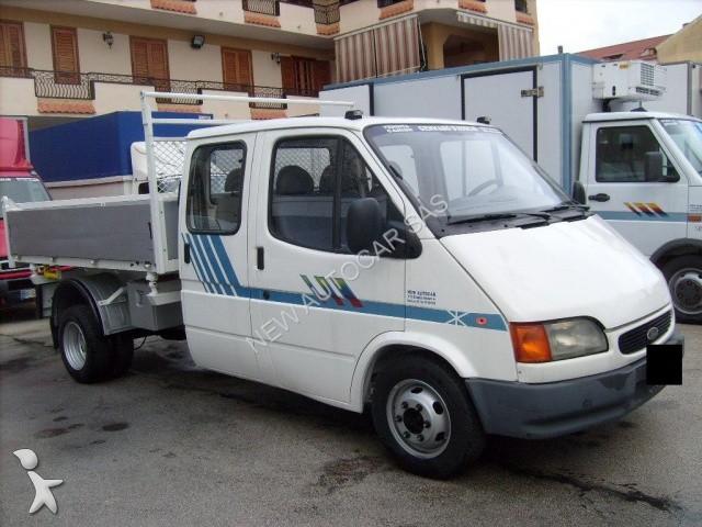 Ford Transit TRANSIT DOPPIA CABINA RIBALTABILE BIANCO n/a second