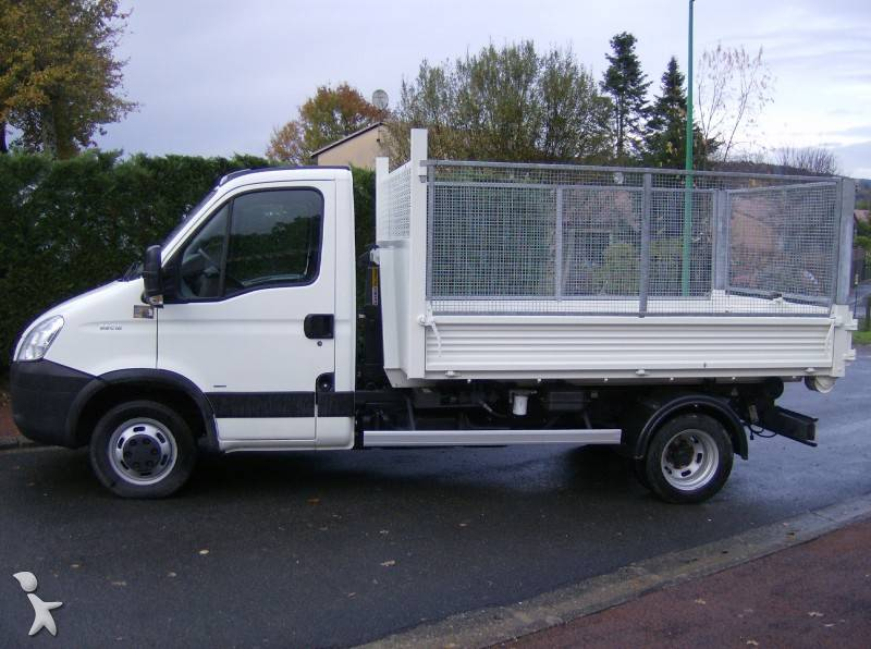 utilitaire benne iveco ampliroll daily 35c15 occasion n 251597