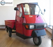 new Piaggio dropside flatbed van