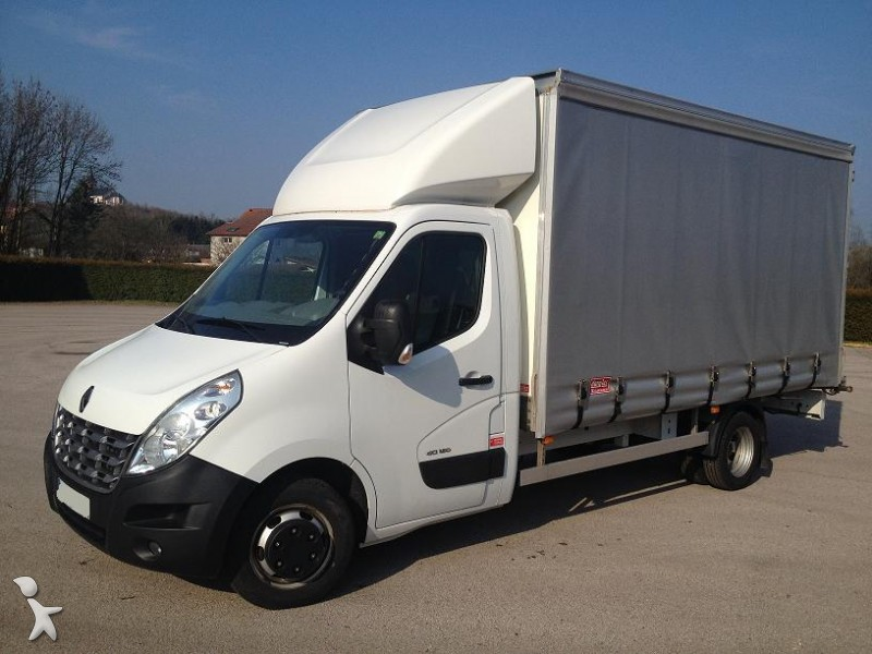 Truck Renault Mascott 150 65 Picture 1 Pictures To Pin On Pinterest Renault Maxity 150 35 Cassone Centine Venduto Usato Centinato To ...