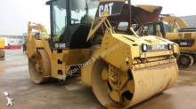 used Caterpillar tandem roller