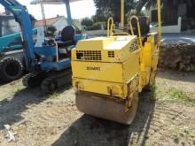 compactador tandem Bomag usado