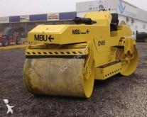 compactador tandem MBU usado