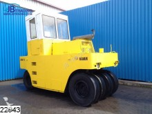 used Hamm wheeled roller