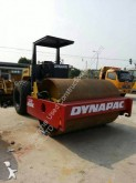 used Dynapac single drum compactor