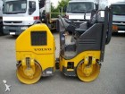 used Volvo tandem roller