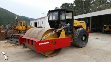 used Dynapac combi roller
