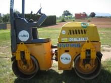 compactador tándem Terex usado